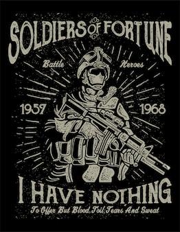 Soldaten van geluk