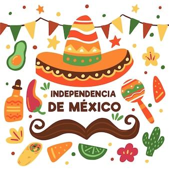 Sombrero internationale dag van mexico