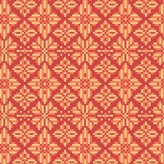 Songket patroon concept