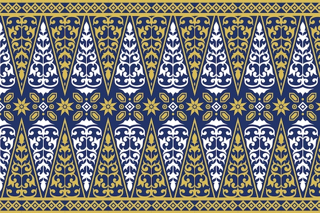 Songket patroon ornament