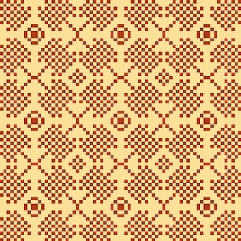 Songket patroon textuur ornament