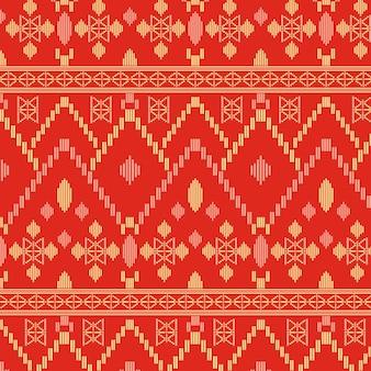 Songket patroon