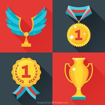 Soort awards set