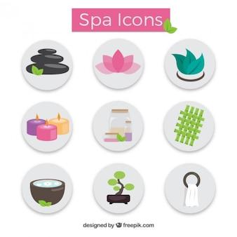 Spa icoon collectie