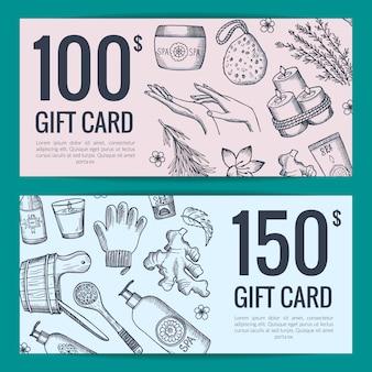 Spa kortingskaartenset