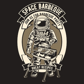Space barbeque