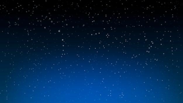 Space stars achtergrond. nachtelijke hemel.