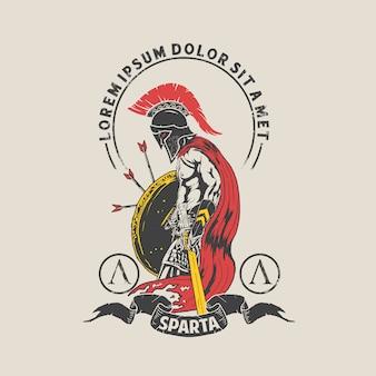 Sparta leger oorlogsgeschiedenis