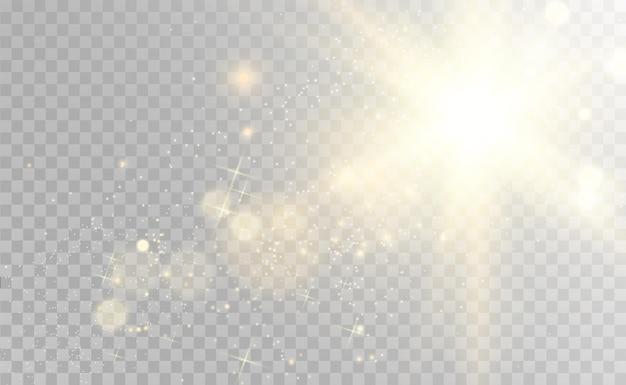 Speciaal lensflitslichteffect