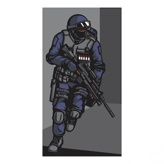 Speciale vorce vector
