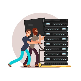 Specialisten in computeringenieurs