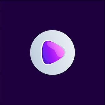 Speel logo ontwerp