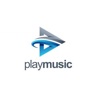 Speel muzieklogo