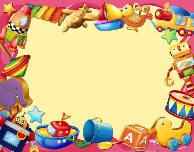 Speelgoed banner