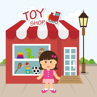 Speelgoed ontwerp