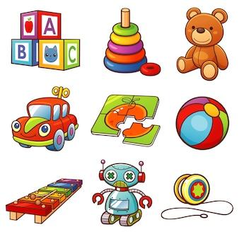 Speelgoed set
