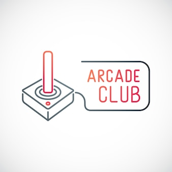 Spel joystick pictogram geïsoleerd op een witte achtergrond
