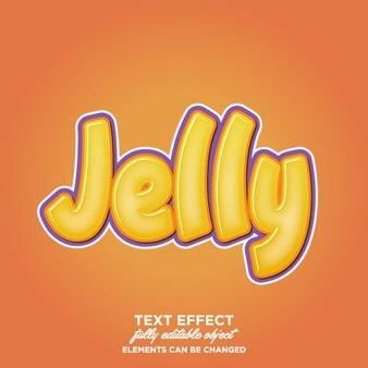 Spelstijl teksteffect