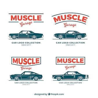Spier auto logo collectie