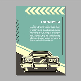 Spier auto vector lay-out