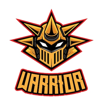 Spike robot warrior esport-logo