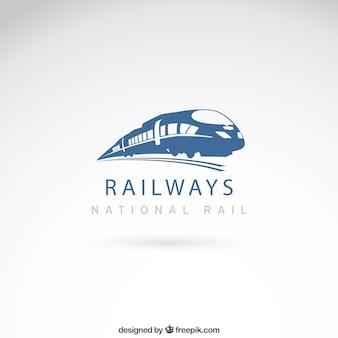 Spoorwegen logo
