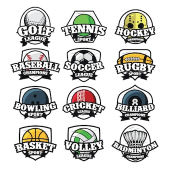 Sport 12 logo vector