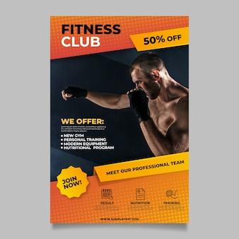 Sport brochure