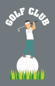 Sport ontwerp illustratie