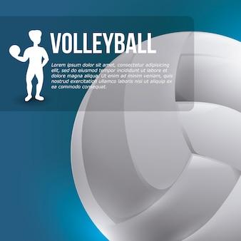 Sport ontwerp, vectorillustratie.