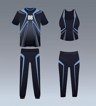 Sportkleding voor heren en dames
