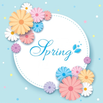 Spring-template