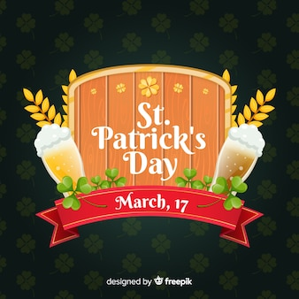St. patrick's day achtergrond
