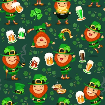 St.patrick's day's patroon