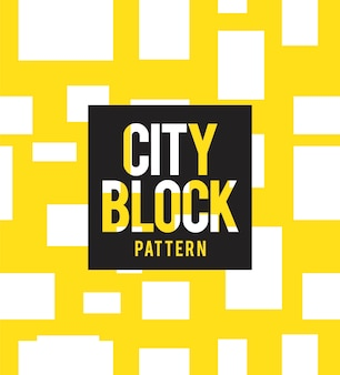 Stadsblokpatroon