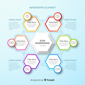 Stap infographic