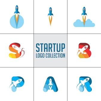 Start logo ontwerpset
