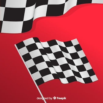 Start vlag