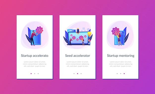 Startup accelerator app-interfacemalplaatje.
