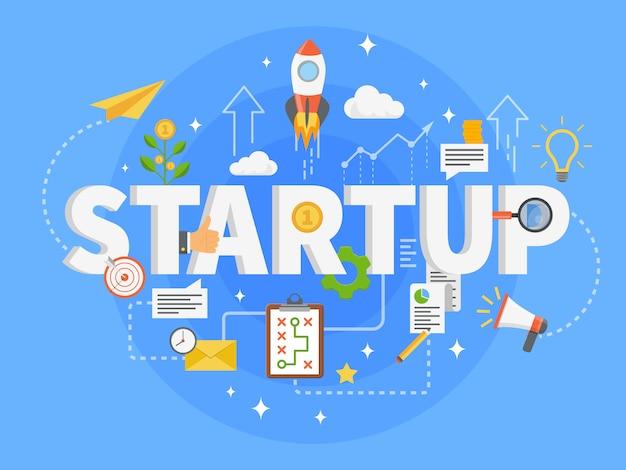 Startup ontwikkeling
