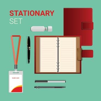 Stationaire set