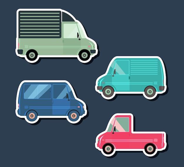 Stedelijke verkeersvoertuigen