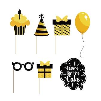 Stel een happy birthday-feest in