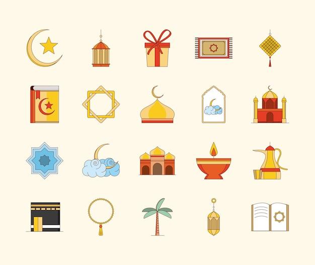 Stel eid mubarak in