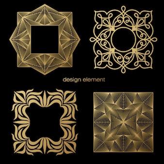 Stel frame in om een logo te maken.