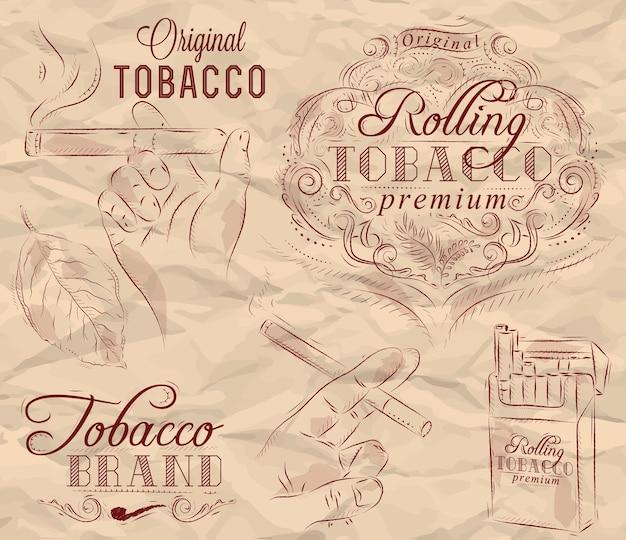 Stel tabakskraft in