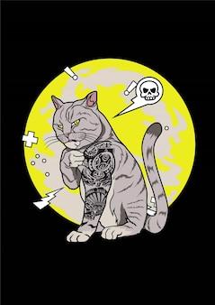 Sterke kat