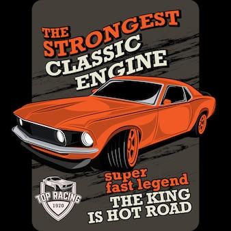 Sterkste klassieke motor