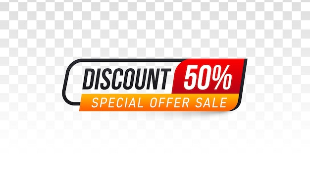 Sticker badge coupon winkel grote verkoop tags speciale aanbieding korting beste prijs mega sale banner