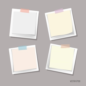 Sticky note collectie
